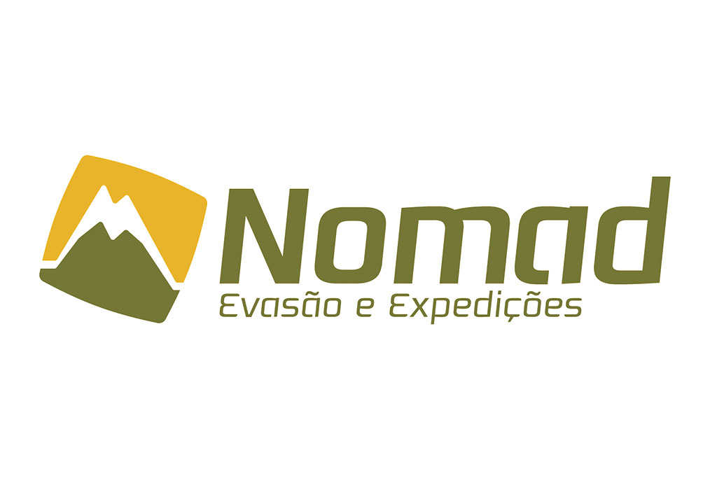 Logótipo Nomad 1