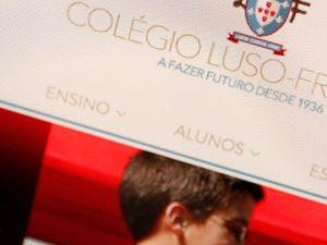 COLÉGIO LUSO-FRANCÊS<br>Website
